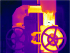 Badania termowizyjne urządzeń przemysłowych