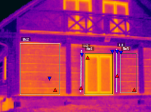 Badania termowizyjne domów